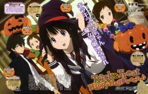 Rating: Safe Score: 47 Tags: chitanda_eru fukube_satoshi halloween hyouka ibara_mayaka nishiya_futoshi oreki_houtarou seifuku User: yd6137