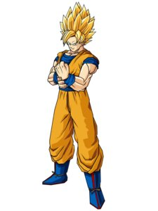 Rating: Safe Score: 2 Tags: dragon_ball dragon_ball_z male son_goku User: Radioactive