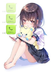 Rating: Safe Score: 63 Tags: feet seifuku shiori_(xxxsi) User: Mr_GT