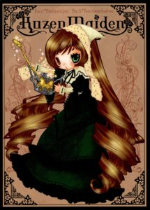 Rating: Safe Score: 1 Tags: heterochromia lolita_fashion rozen_maiden suiseiseki User: Radioactive