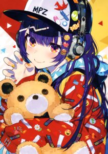 Rating: Safe Score: 41 Tags: headphones mika_pikazo User: kiyoe