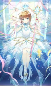 Rating: Safe Score: 26 Tags: card_captor_sakura dress ekita_gen heels kinomoto_sakura weapon User: Mr_GT