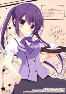 Rating: Safe Score: 47 Tags: brown_sugar gochuumon_wa_usagi_desu_ka? miyasaka_nako tedeza_rize waitress User: Twinsenzw
