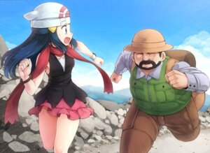 Rating: Safe Score: 32 Tags: hikari_(pokemon) komitsu pokemon User: RaulDJ747