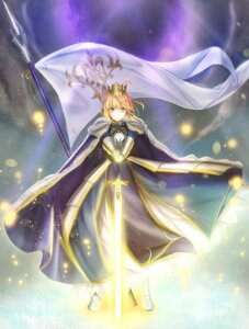 Rating: Safe Score: 2 Tags: fate/grand_order fate/stay_night saber tagme User: Nepcoheart