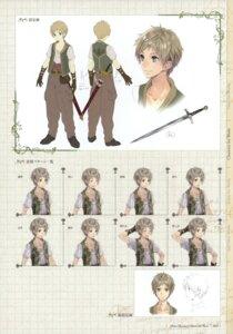 Rating: Safe Score: 5 Tags: atelier atelier_rorona atelier_totori character_design expression jeeno_knab kishida_mel male User: crim