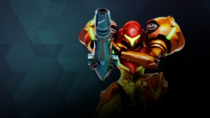 Rating: Questionable Score: 10 Tags: armor metroid nintendo samus_aran wallpaper User: fly24