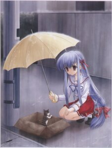 Rating: Safe Score: 16 Tags: gift kamishiro_yukari User: Davison