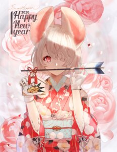 Rating: Safe Score: 26 Tags: animal_ears kimono simanerikotton User: Dreista