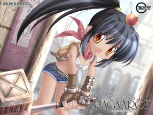 Rating: Safe Score: 7 Tags: blacksmith ishihara_masumi jpeg_artifacts ragnarok_online wallpaper User: Tekrelious