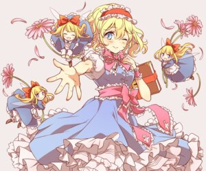 Rating: Safe Score: 27 Tags: alice_margatroid shanghai touhou yutsumoe User: Radioactive