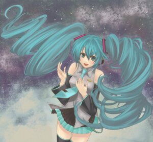 Rating: Safe Score: 10 Tags: hatsune_miku moz vocaloid User: yumichi-sama