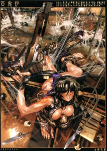 Rating: Questionable Score: 11 Tags: gun shirow_masamune User: nanashioni