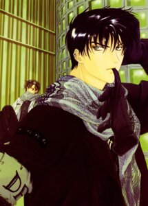 Rating: Safe Score: 2 Tags: clamp himura_rikuou kudou_kazahaya legal_drug male User: Share