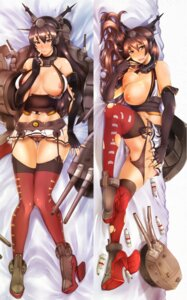 Rating: Questionable Score: 44 Tags: ass ass_grab breasts dakimakura heels kantai_collection nagato_(kancolle) nipples no_bra otzer pantsu panty_pull stockings thighhighs torn_clothes User: Mr_GT