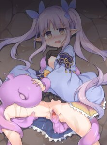Rating: Explicit Score: 31 Tags: breasts censored extreme_content loli nipples nopan open_shirt pointy_ears princess_connect princess_connect!_re:dive pussy pussy_juice sex shirt_lift skirt_lift tentacles wind7626 User: Mr_GT