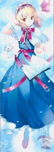 Rating: Safe Score: 10 Tags: alice_margatroid crease fancy_fantasia fixme touhou ueda_ryou User: ender