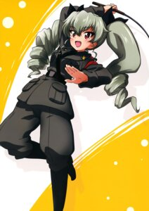 Rating: Safe Score: 9 Tags: anchovy girls_und_panzer kanau uniform User: drop