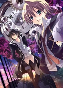 Rating: Safe Score: 9 Tags: gilbert_nightray lyric male oz_vessalius pandora_hearts User: WtfCakes