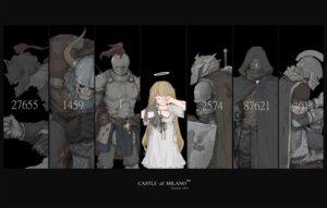 Rating: Safe Score: 8 Tags: angel armor bandaid dress horns mivit User: Dreista