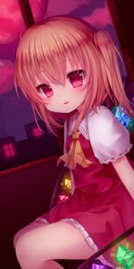 Rating: Safe Score: 31 Tags: dress flandre_scarlet nachi touhou wings User: Zenex