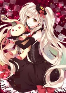 Rating: Safe Score: 30 Tags: dress lolita_fashion mayu_(vocaloid) tsukumo_(an-mar) vocaloid User: animeprincess