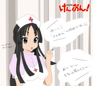Rating: Safe Score: 7 Tags: akiyama_mio hull k-on! nurse User: Radioactive