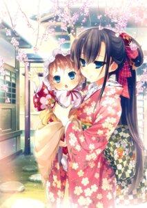 Rating: Safe Score: 49 Tags: katagiri_hinata kimono User: WtfCakes