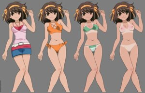 Rating: Explicit Score: 42 Tags: bikini naked nipples pussy suzumiya_haruhi suzumiya_haruhi_no_yuuutsu swimsuits tan_lines transparent_png vector_trace User: fluke