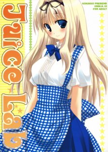 Rating: Safe Score: 16 Tags: kokikko kusugawa_sasara sesena_yau to_heart_2 to_heart_(series) User: blooregardo