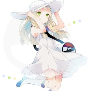 Rating: Safe Score: 64 Tags: dress kaneko_aaru lillie_(pokemon) pokemon pokemon_sm see_through User: fireattack