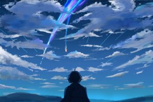 Rating: Safe Score: 33 Tags: kimi_no_na_wa koyari_saan miyamizu_mitsuha User: LolitaJoy
