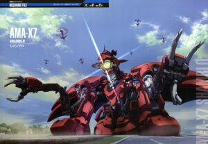 Rating: Safe Score: 17 Tags: gundam gundam_unicorn mecha shamblo tsunoda_katsutoshi User: Radioactive