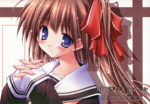 Rating: Safe Score: 11 Tags: amane_sou brain_soft paper_texture seifuku User: admin2