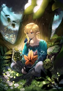 Rating: Safe Score: 11 Tags: link male ninto pointy_ears the_legend_of_zelda the_legend_of_zelda:_breath_of_the_wild User: charunetra