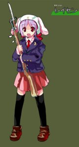 Rating: Safe Score: 2 Tags: animal_ears bunny_ears pfalz reisen touhou User: konstargirl