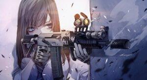 Rating: Safe Score: 22 Tags: gun koh_(minagi_kou) seifuku User: Dreista