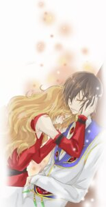 Rating: Safe Score: 8 Tags: code_geass lelouch_lamperouge nunnally_lamperouge tabiji User: charunetra