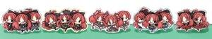 Rating: Safe Score: 6 Tags: chibi cosplay puella_magi_madoka_magica sakura_kyouko yanagi User: Radioactive