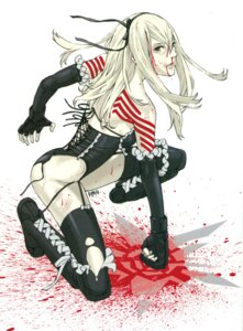 Rating: Safe Score: 18 Tags: blood kozaki_yuusuke scanning_artifacts User: Radioactive