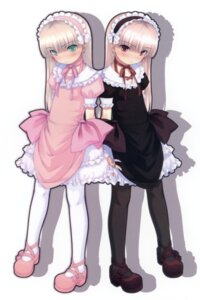 Rating: Safe Score: 15 Tags: lolita_fashion noantica ooji thighhighs User: midzki