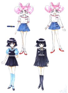 Rating: Safe Score: 5 Tags: chibiusa sailor_moon seifuku tagme tomoe_hotaru User: Radioactive