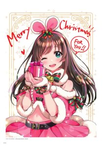 Rating: Safe Score: 14 Tags: a.i._channel christmas kizuna_ai morikura_en User: Nepcoheart