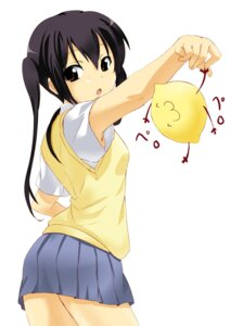 Rating: Safe Score: 18 Tags: iga_tamaki k-on! nakano_azusa seifuku User: Radioactive