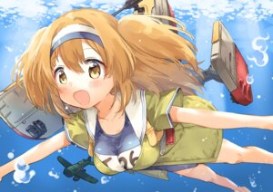 Rating: Safe Score: 25 Tags: i-26_(kancolle) kantai_collection school_swimsuit seifuku swimsuits zuho_(vega) User: Mr_GT