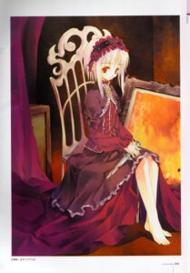 Rating: Safe Score: 22 Tags: blood dress lolita_fashion sumi_keiichi User: MirrorMagpie