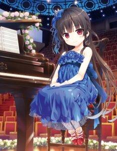 Rating: Safe Score: 19 Tags: cura dress hachiroku lose maitetsu see_through User: john.doe