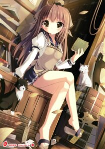 Rating: Safe Score: 46 Tags: iwa neko seifuku User: Twinsenzw