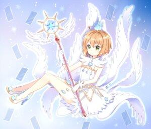 Rating: Safe Score: 4 Tags: card_captor_sakura dress heels kinomoto_sakura light_(luxiao_deng) User: Mr_GT