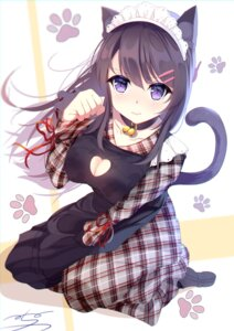 Rating: Safe Score: 39 Tags: animal_ears cleavage maid menghuan_tian nekomimi sakurajima_mai seishun_buta_yarou_series tagme tail User: BattlequeenYume